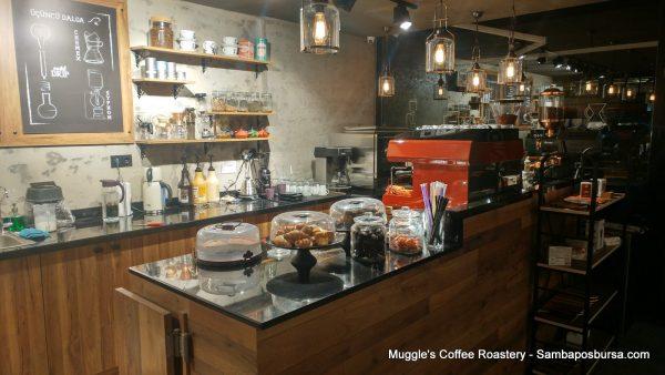 Muggle's Coffee – Roastery