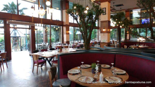 Banquet Palas Restaurant Otomasyon Sistemi SambaPOS ile güvende